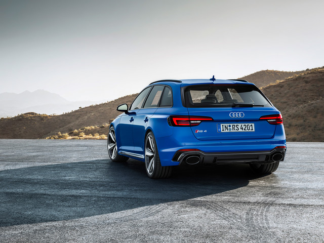 2018 Audi RS 4 Avant is Sport Wagon Perfection