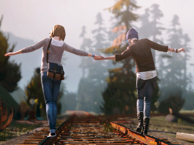 'Life is Strange' is coming to your smartphone