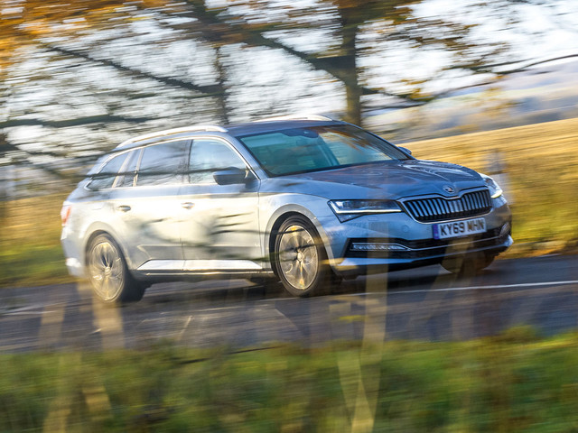 Skoda Superb 2020 long-term review
