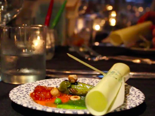 Here's A Glimpse Into London's Harry Potter Supper Club