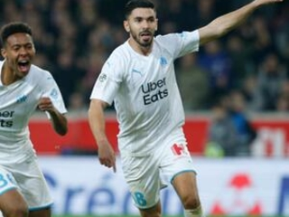 Marseille closes on Champions League as rivals drop points