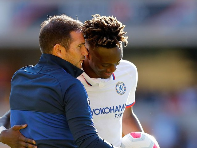 Abraham delighted to see hard work in training pay off with hat-trick, Chelsea win