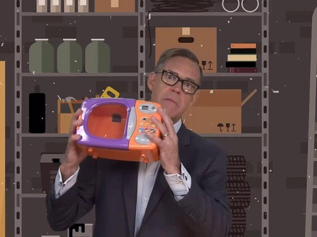 How the microwave oven became a million dollar idea