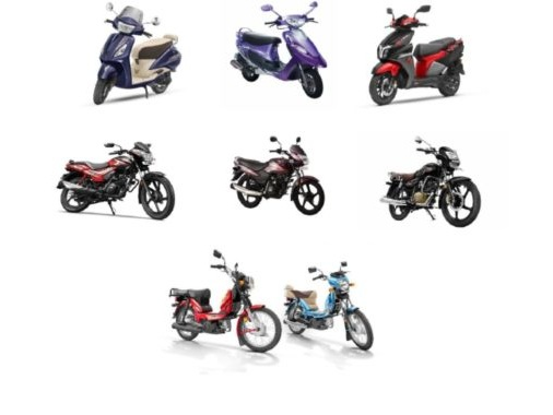 TVS Motor Company Announces Features And Price List For Entire BS6 Portfolio