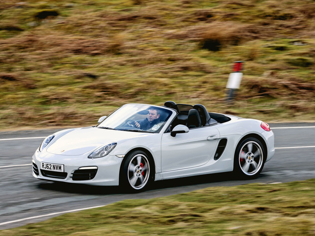 Nearly new buying guide: Porsche Boxster (981)