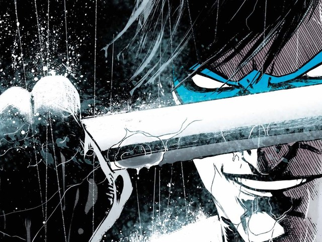 Nightwing Comic Writer On What He Wants to See in the DCEU Film