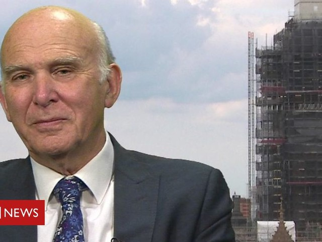 #BBCAskThis: Ben Brown speaks to Vince Cable