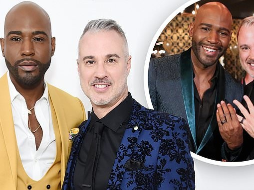 Queer Eye star Karamo Brown announces split from fiance Ian Jordan after 10 years together