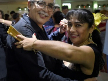 Cuba's national dance lives on ... in Mexico