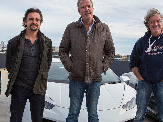 Richard Hammond Crash: 'The Grand Tour' Producer Reveals Jeremy Clarkson And James May 'Thought Richard Was Dead' After Incident