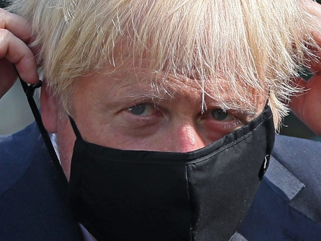 Most of England banned from household mixing for months under Boris Johnson's new tiered coronavirus restrictions