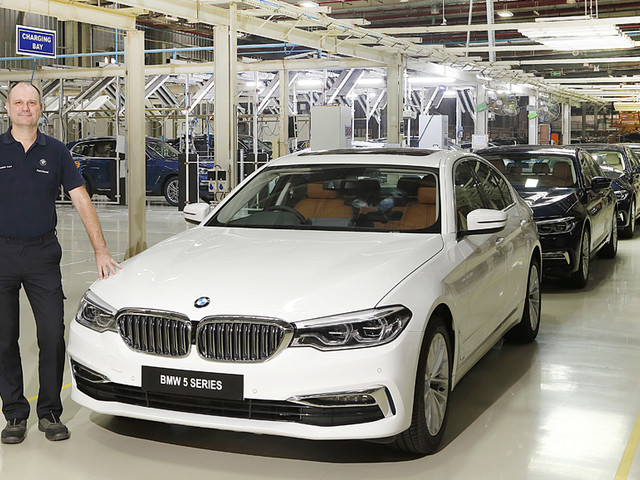 BMW's BS6 range to be priced 6 percent higher