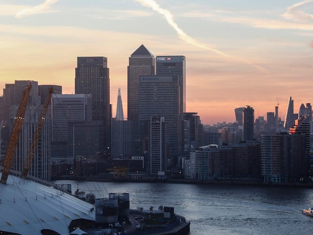 What's next for the banks and office spaces along London's Canary Wharf as the city reopens after lockdown