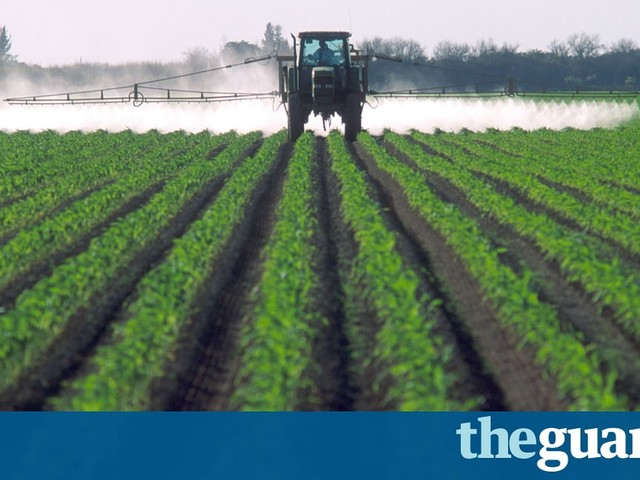 Assumed safety of widespread pesticide use is false, says top government scientist