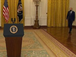 Biden announces tough new sanctions on Russia