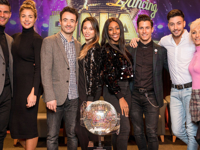 'Strictly Come Dancing' Final Odds Predict Joe McFadden Will Lift Glitterball Trophy