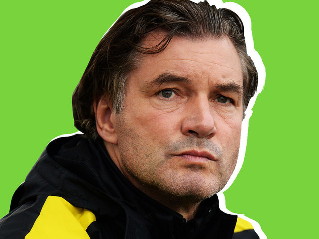 Borussia Dortmund's Michael Zorc Is the World's Best Sporting Director