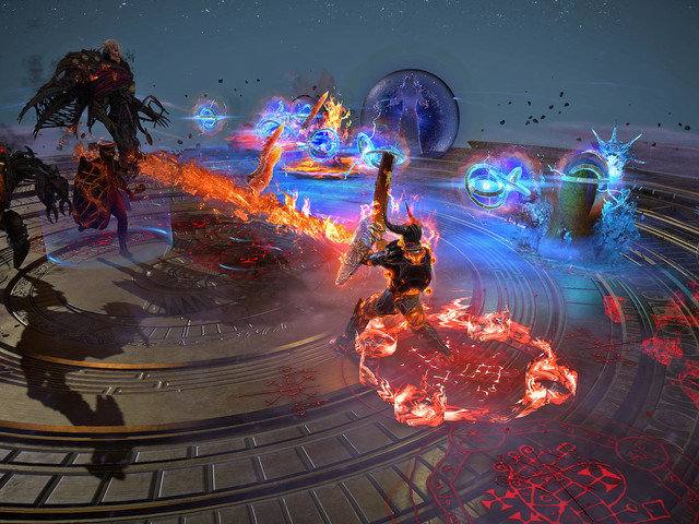 Path Of Exile's new expansion Echoes Of The Atlas is out now