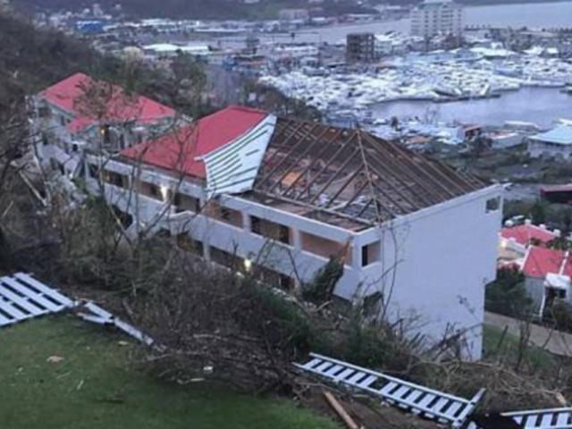 Hurricane Irma: Worried Families Face News Black-Out After British Virgin Islands Devastation