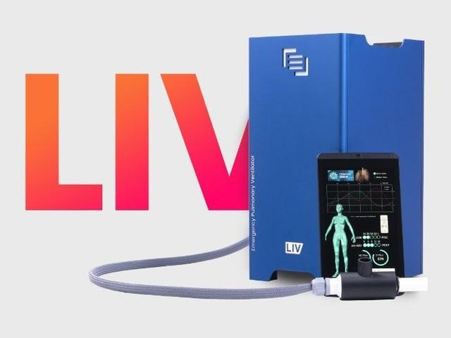 PC Component Ventilators - The MAINGEAR LIV Emergency Pulmonary Ventilator is Low-Cost (TrendHunter.com)
