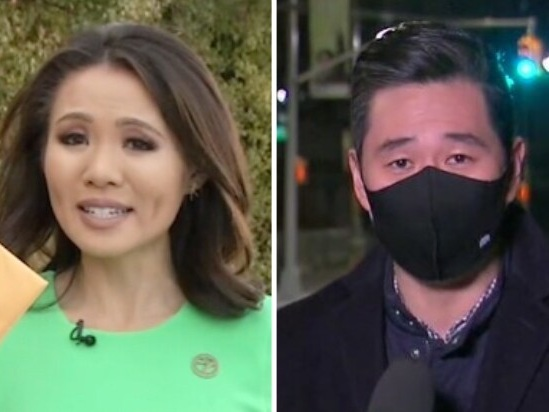 Why Covering Anti-Asian Attacks Is So Personal for These TV News Reporters (Video)