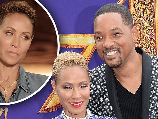Will and Jada Pinkett Smith: Talking about affair was 'best move'
