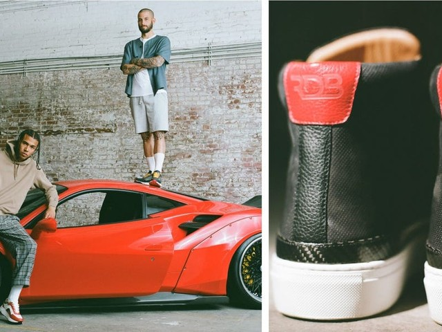 A millennial car customizer who counts Lebron James and Kendall Jenner among his clients explains why he's expanding his business with a luxury shoe line