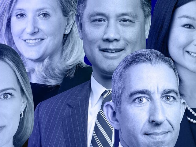 12 bankers, investors, and lawyers helping engineer the next big boom in the $1 trillion world of CLOs
