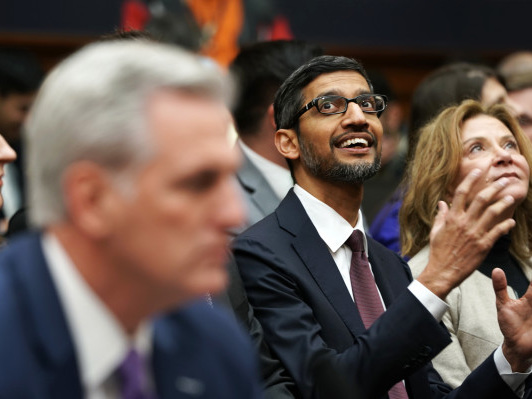Huawei, Google and the tiring politics of tech