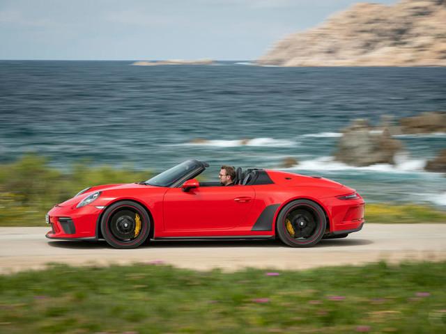 Porsche 911 Speedster 2019 review