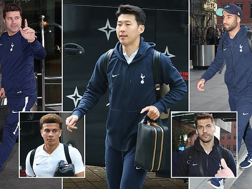 Spurs boss Mauricio Pochettino expects a fight against Manchester City
