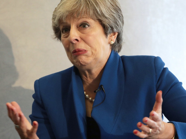 Theresa May Admits Conservative Party Was Not Prepared For Snap Election She Called