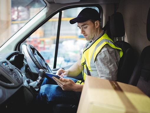 Do delivery drivers using their own cars need special insurance?