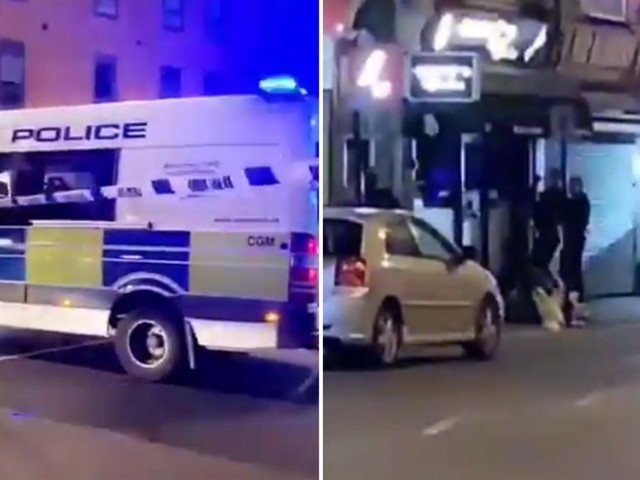 Tottenham shooting – Woman, 46, in hospital after being shot in the street in North London