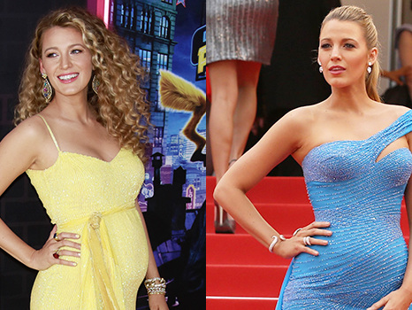 Happy 32nd Birthday, Blake Lively: Her Most Gorgeous Maternity Looks From 3 Pregnancies