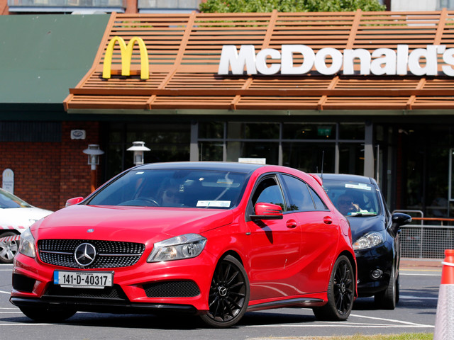 McDonald's to open ALL drive-thrus by July with branches in the north to offer delivery 'soon'