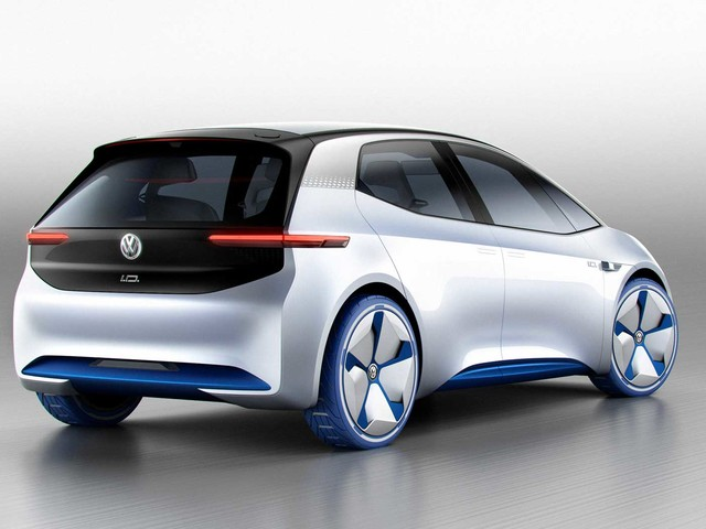 Volkswagen ID hatchback production to start in November 2019