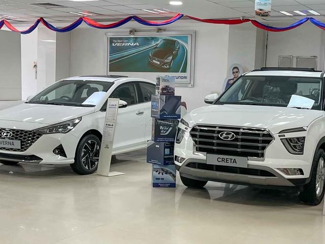 Hyundai July 2021 Discounts – Kona EV, i20, Santro, Grand i10 Nios, Aura