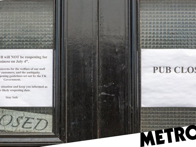 'Up to half' of pubs stay shut on Super Saturday despite lockdown easing