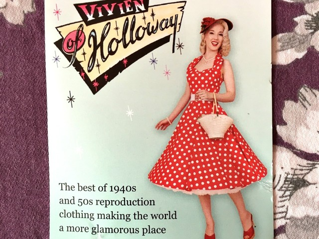 Before I even start to talk about Vivien of Holloway the Brand, I simply have to say how much I love...