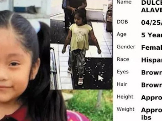 New Jersey police are looking for a possible witness to the kidnapping of a 3-year-old girl 30 days ago