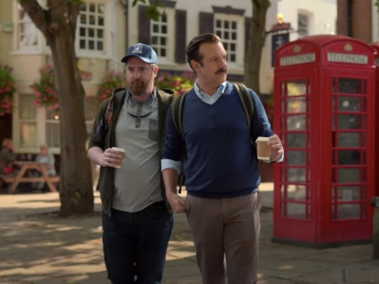 'Ted Lasso': Jason Sudeikis Finds Out Football Is a Lot Different Across the Pond in Apple TV+ Trailer (Video)