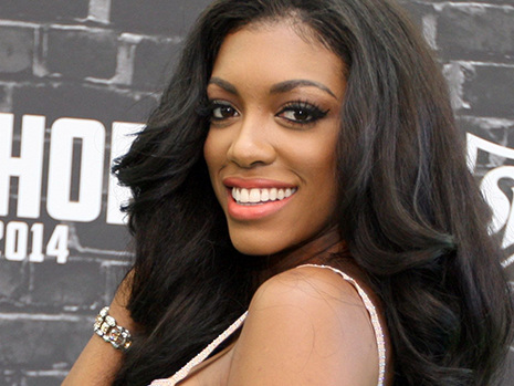 Porsha Williams Shows Off Her 'Baby Boss' Pilar, 3 Mos., Living Her Best Life In Onesie & Head Wrap