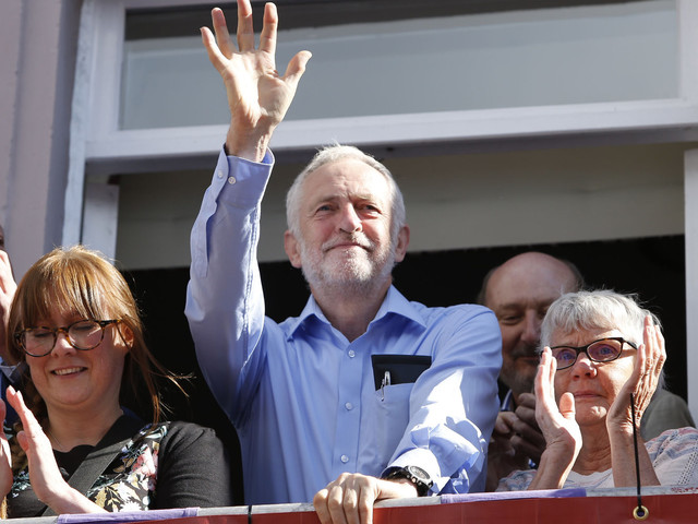 Jeremy Corbyn: I Would Take On Donald Trump On The Environment If I Was PM At G20