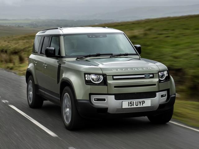 Jaguar Land Rover Set on Developing Hydrogen Fuel Cell-Powered Defender Concept