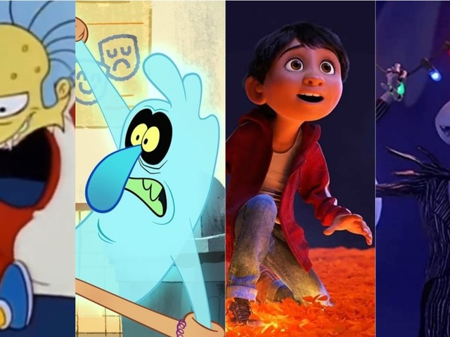 The Best Halloween Movies and Shows on Disney+