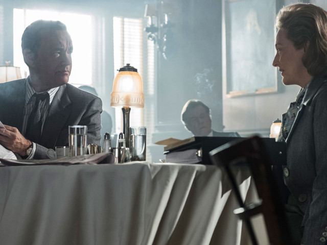 Does Spielberg's The Post Take a Dig at News Outlets Pivoting to Video?