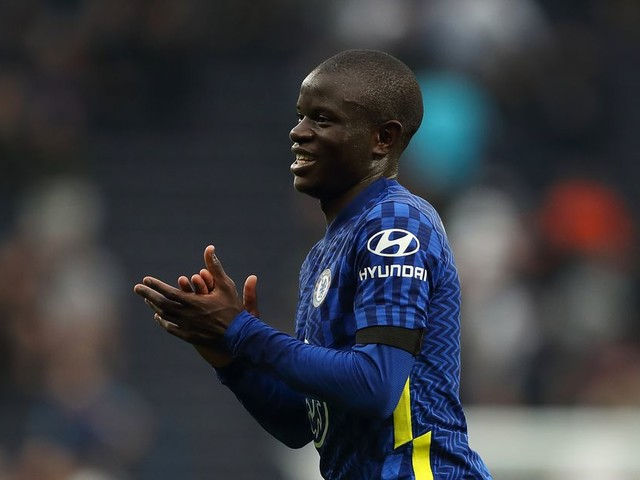 N'Golo Kanté confident for season ahead, happy to be back fully fit