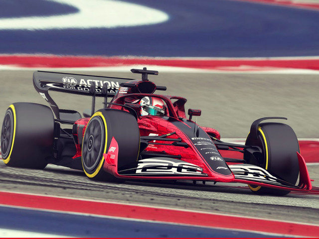 Why everyone's talking about Formula 1's 2021 changes