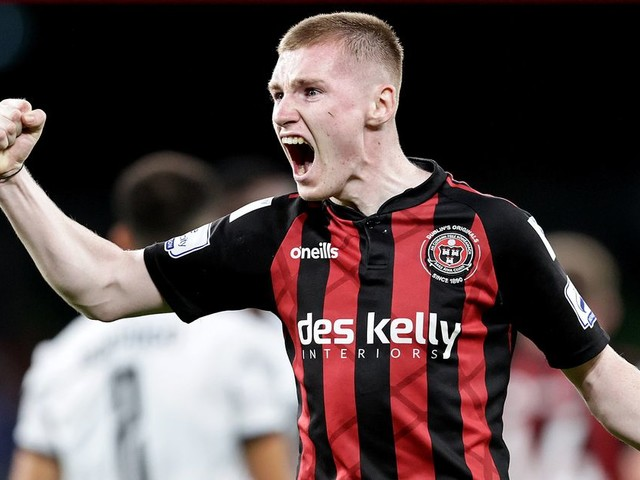 Motherwell confirm signing of 'exciting' Bohemians ace Ross Tierney